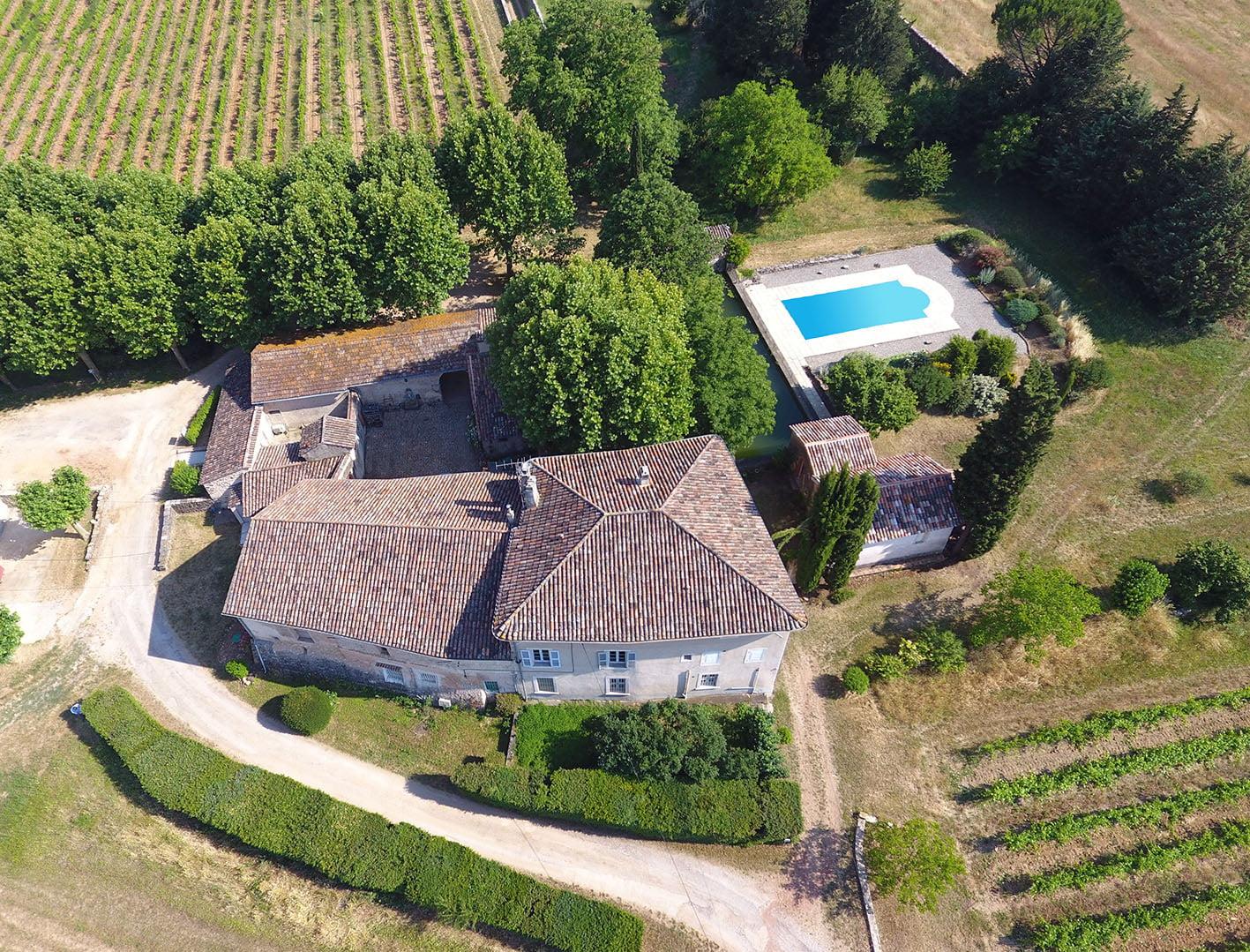 Domaine de Merlançon - Brignoles - Coteaux Varois en Provence